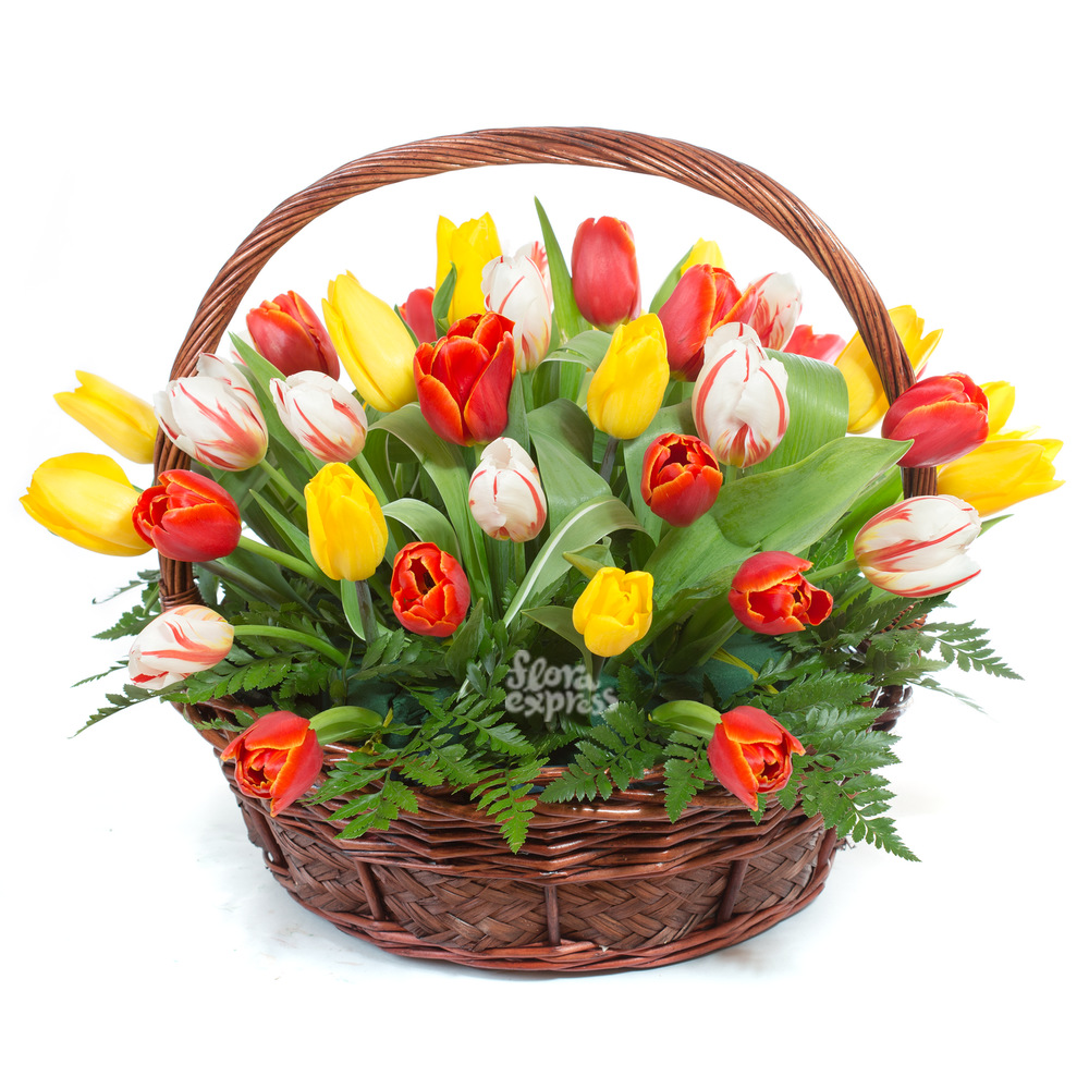Букет «Flora Express» Впусти весну фото