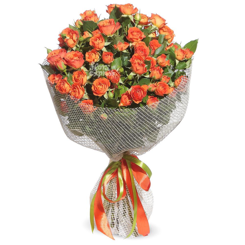 Букет «Flora Express», Рахат-Лукум