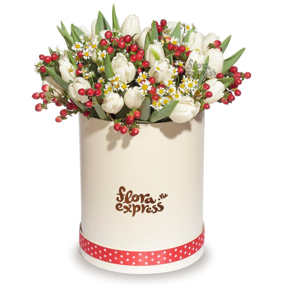 Букет «Flora Express», Светлое чувство