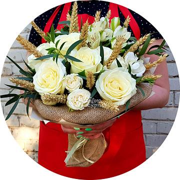 Букет Букет эксклюзивных роз